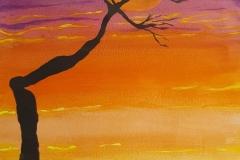 Edbas-Acrlic-Sunset