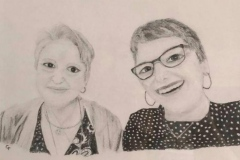 Edbas-Pencil-drawing-of-two-friends-1