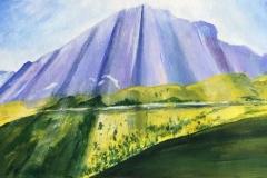 Eiger-Sunbeams